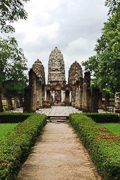 2 weeks in thailand itinerary sukhothai