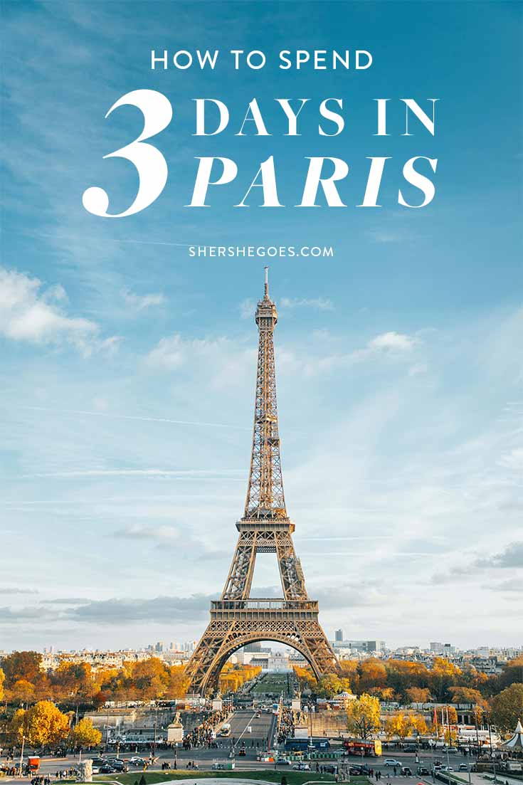 3-days-in-paris