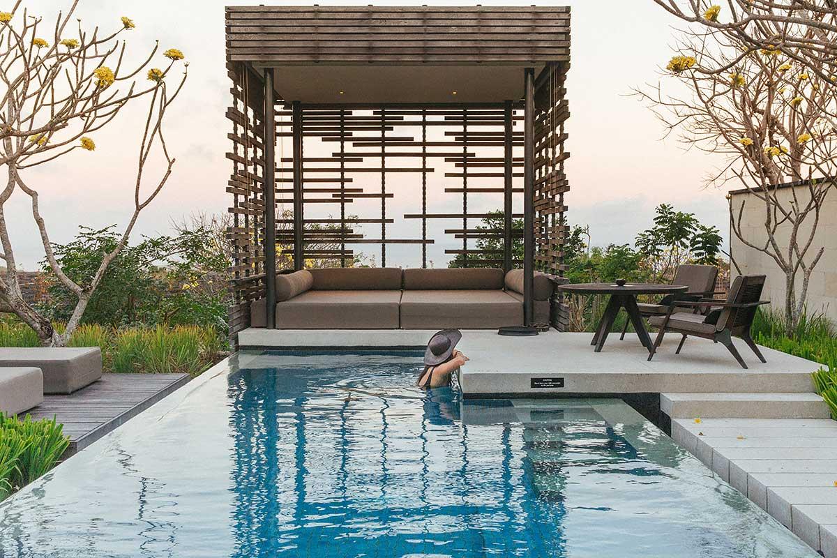 Review Alila Villas Uluwatu Bali Where Modern Luxury Meets Nature