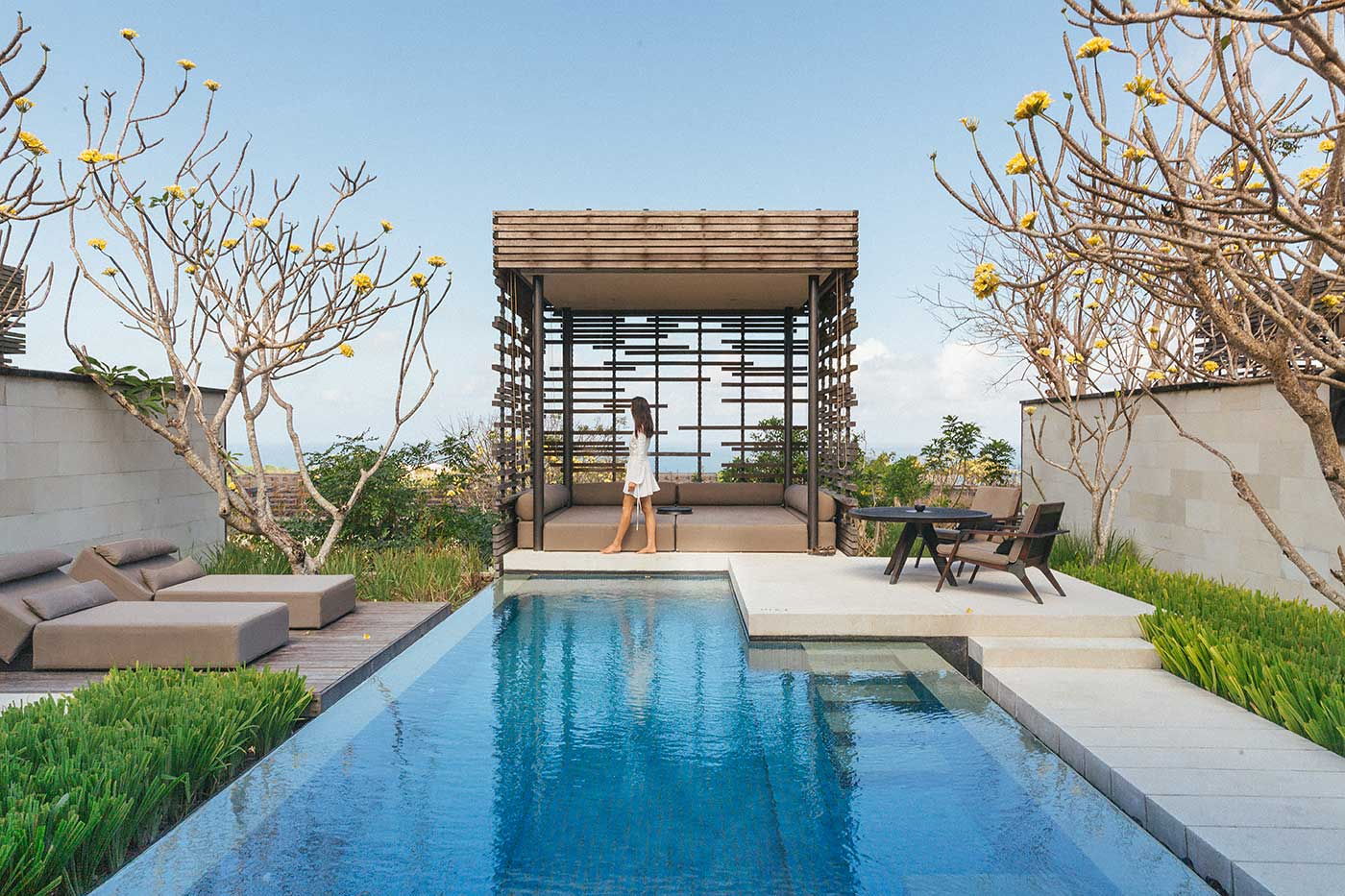 Review Alila Villas Uluwatu Bali Where Modern Luxury Meets Nature