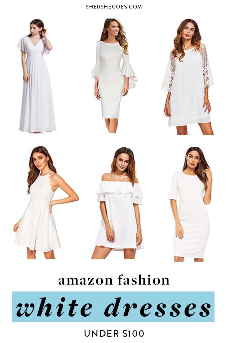 Amazon-Fashion-Finds-Best-White-Dresses
