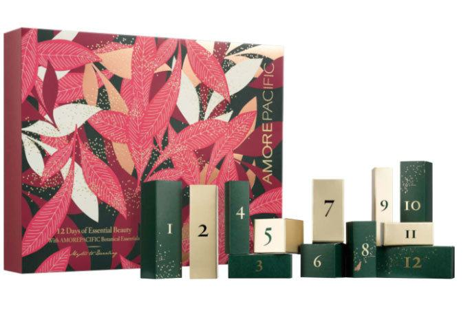 AmorePacific Advent Calendar 2018