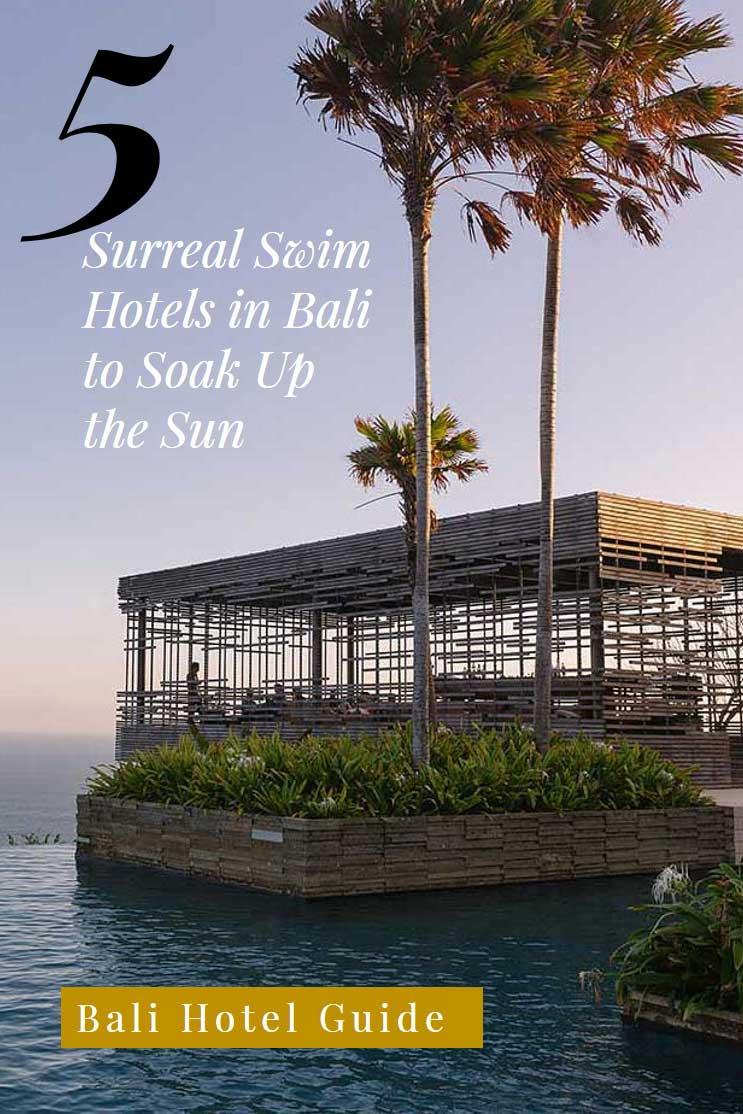 Bali Swim Resorts