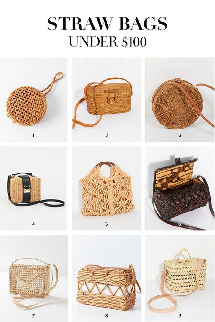 Basket Bags Under 100