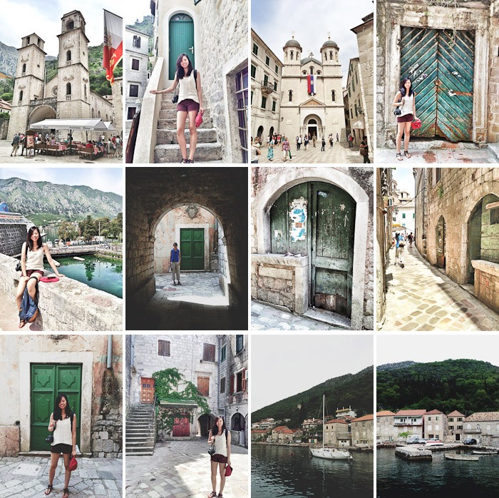 Bay of Kotor Medieval Town Architecture Church City Travel Eastern Europe Tour