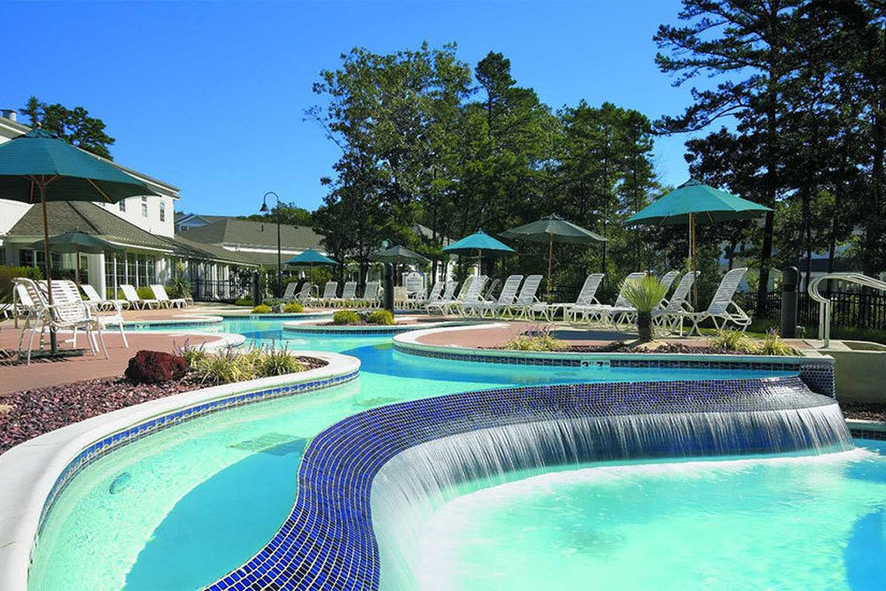 Best Atlantic City Hotels Marriott Fairway Villas