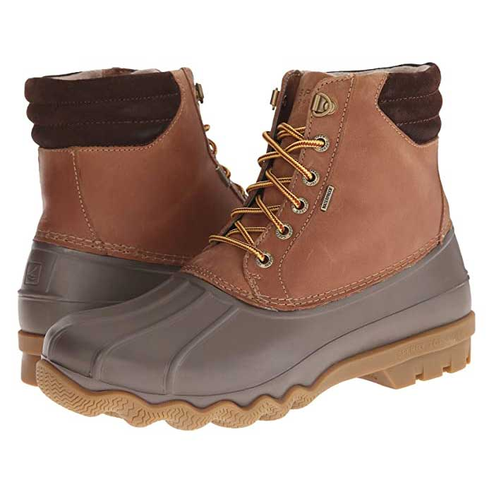 Best-Duck-Boots-Mens-Sperry