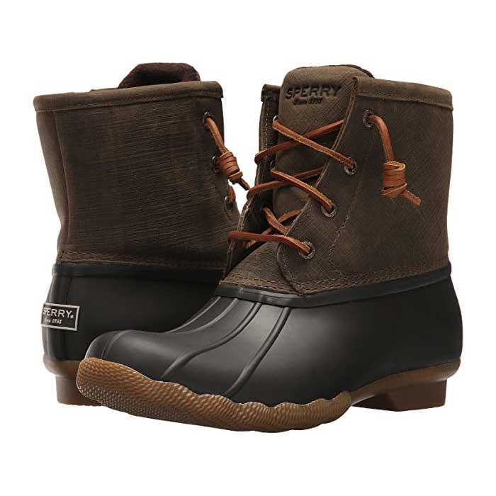 Best-Duck-Boots-Womens-Sperry