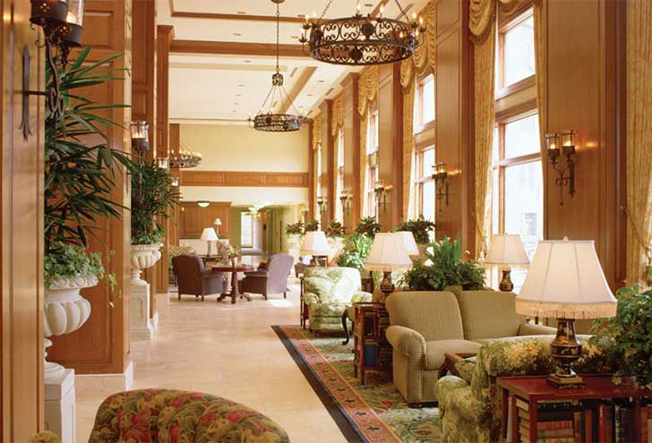 Best Hotels in Asheville NC Inn at Biltmore