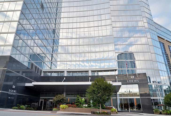 Best Hotels in Atlanta GA Loews