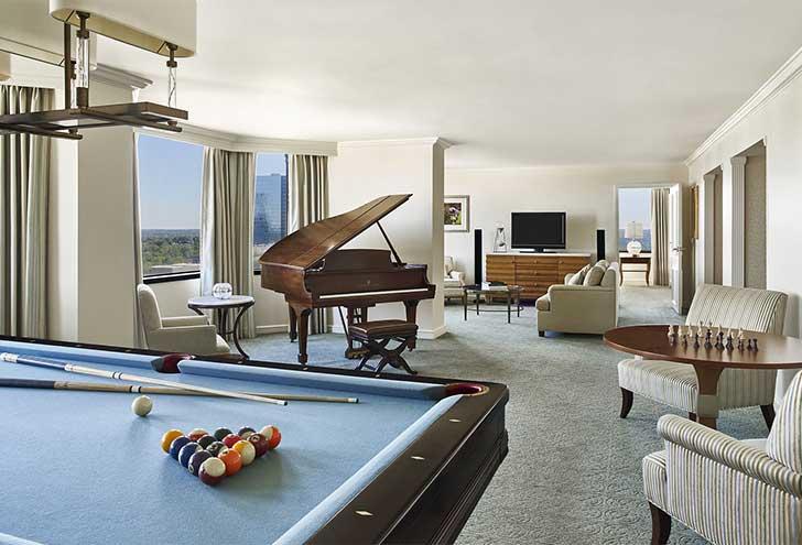 Best Hotels in Atlanta GA Ritz Carlton