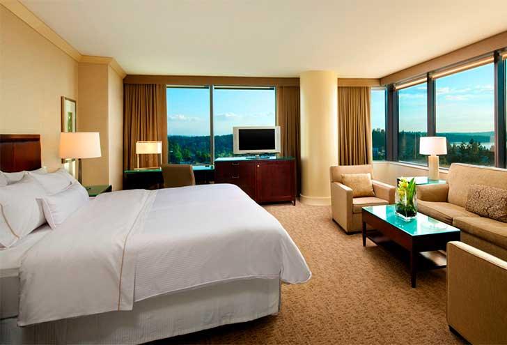 Best Hotels in Bellevue Washington Westin