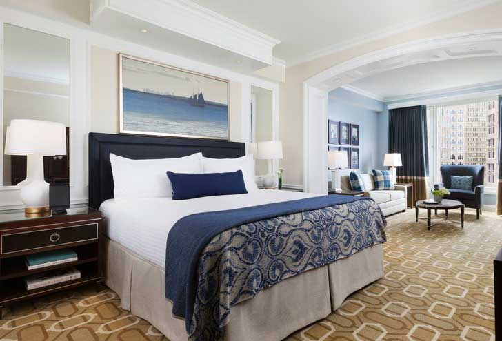 Best Hotels in Boston MA Boston Harbor