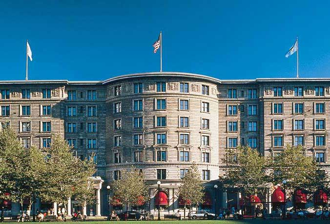Best Hotels in Boston MA Fairmont Copley