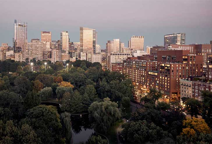 Best Hotels in Boston MA Four Seasons Boston
