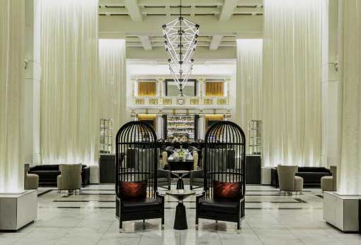 Best Hotels in Boston MA Park Plaza