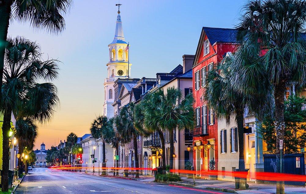 Best Hotels in Charleston SC Banner