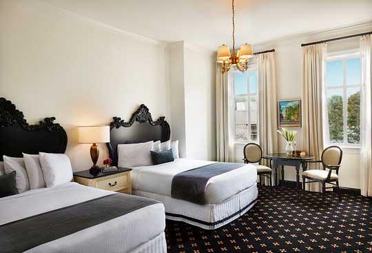 Best Hotels In Charleston Sc French Quarter Inn