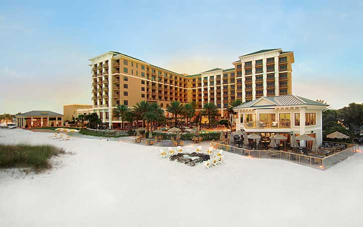 Best-Hotels-in-Clearwater-Florida-Sandpearl-Resort