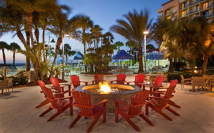 Best-Hotels-in-Clearwater-Florida-Sheraton-Sand-Key-Resort