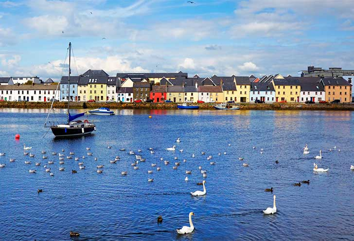 Best Hotels in Galway Ireland