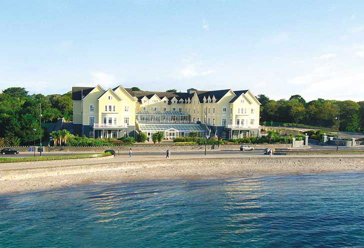 Best Hotels in Galway Ireland Galway Bay Hotel