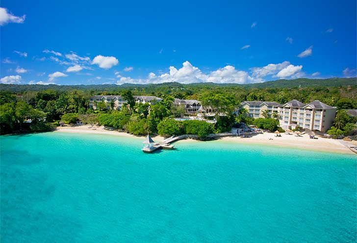 Best Hotels In Jamaica Sandals Royal
