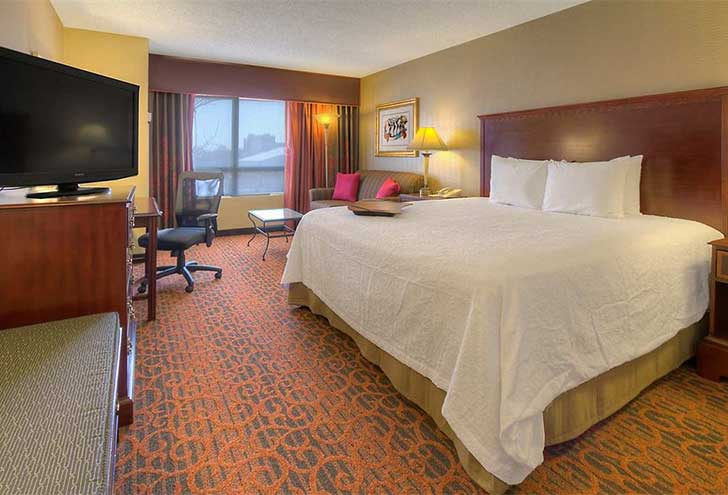 Best Hotels in Memphis TN Hampton Inn
