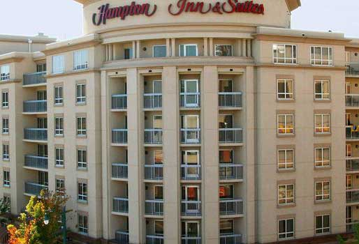 Where to Stay in Memphis TN Hampton Inn