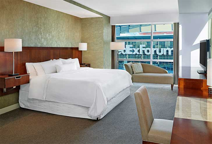 Best Hotels in Memphis TN Westin