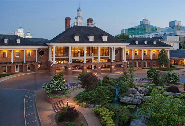 Best-Hotels-in-Nashville-TN-Gaylord