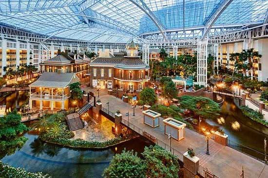 Best-Hotels-in-Nashville-TN-Gaylord