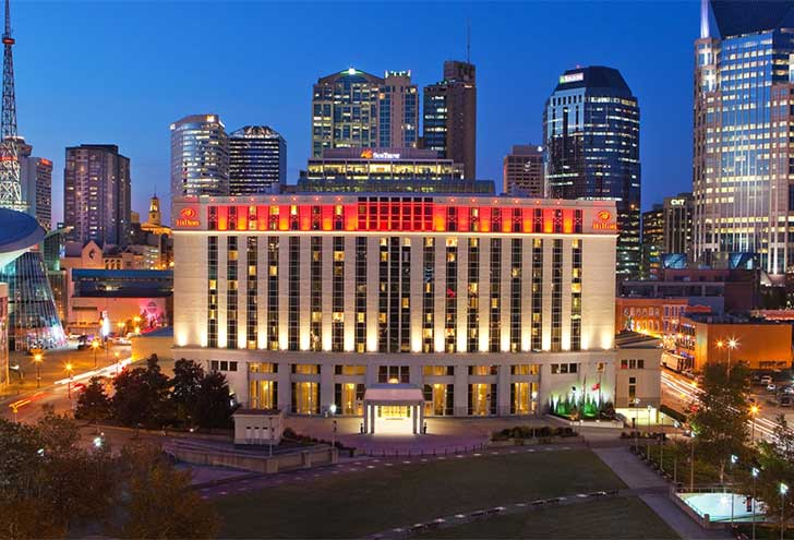 Best-Hotels-in-Nashville-TN-Hilton