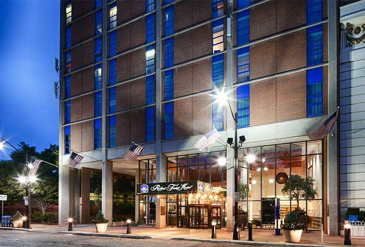 Best Hotels in Newark NJ Best Western Plus Robert Treat