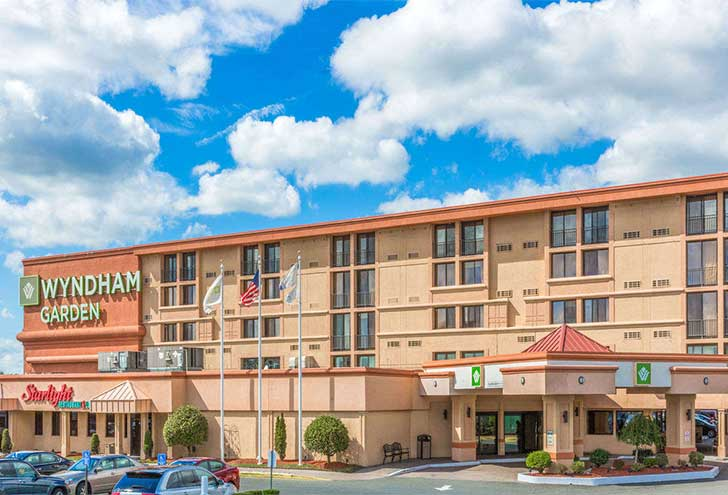 Best Hotels in Newark NJ Wyndham Garden Newark