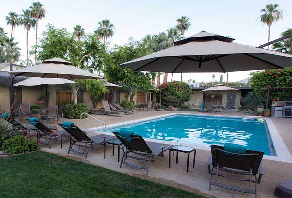 Best Hotels in Palm Springs CA Desert Riviera