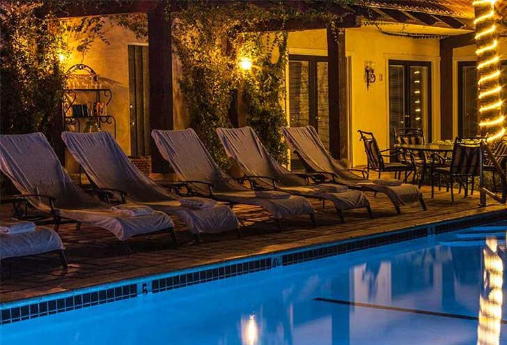 Best Hotels in Palm Springs CA La Maison
