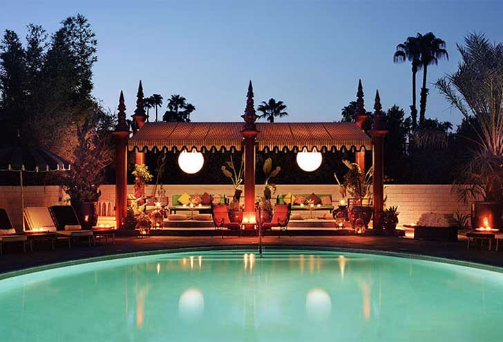 Best Hotels in Palm Springs CA Parker