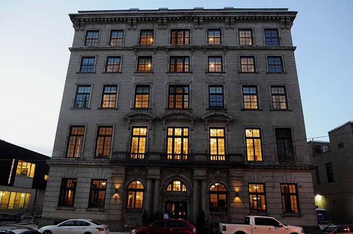 Best Hotels in Pittsburgh PA Ace Hotel