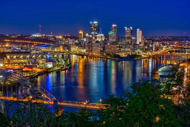 Best Hotels in Pittsburgh PA