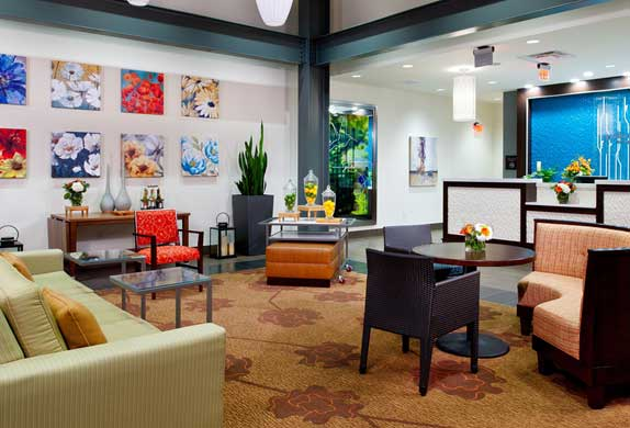 Best Hotels in Pittsburgh PA Fairmont Hilton Garden Inn