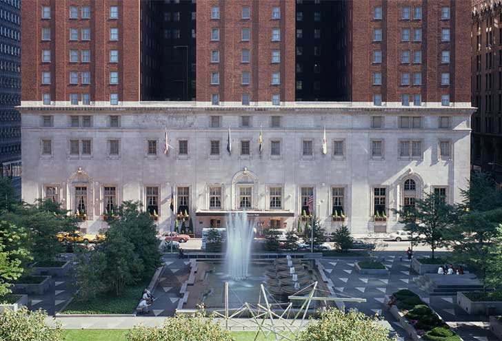 Best Hotels in Pittsburgh PA Omni William Penn