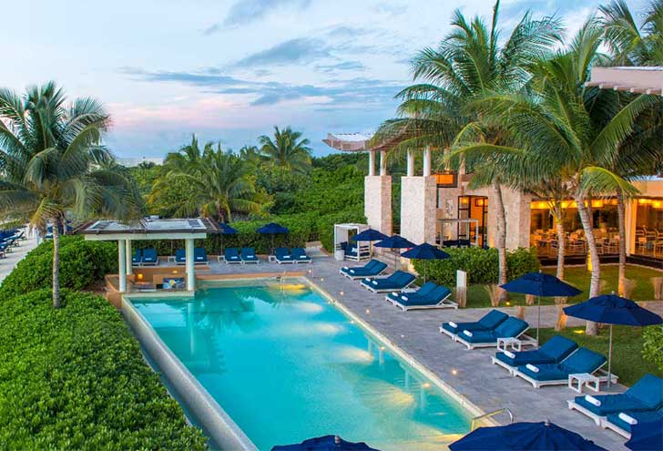 Best Hotels in Playa del Carmen Mexico Banyan Tree