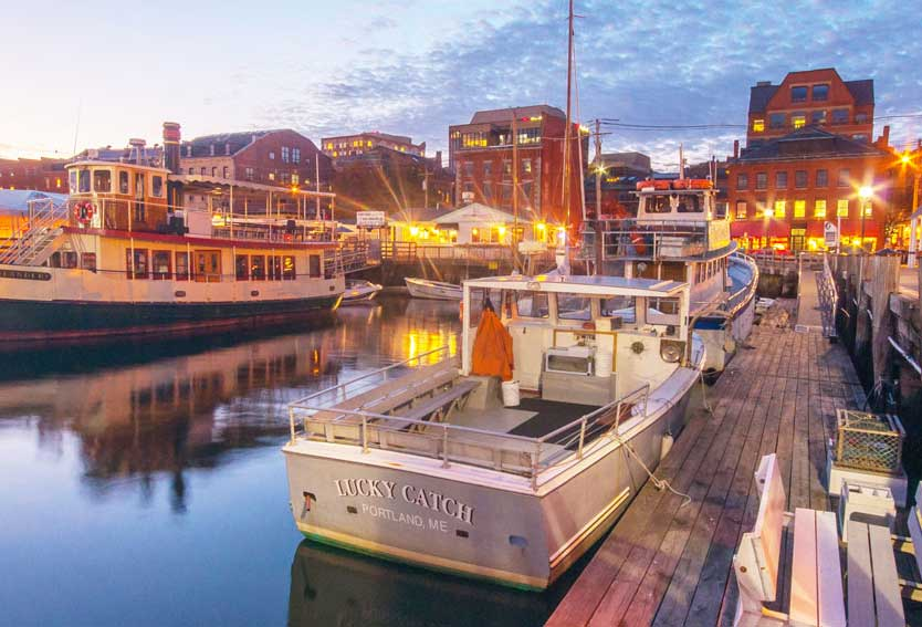 Best Hotels in Portland Maine