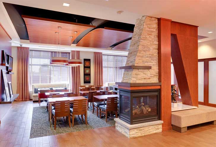Best Hotels in Portland Maine Hampton Inn