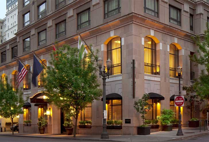 Best Hotels in Portland Westin