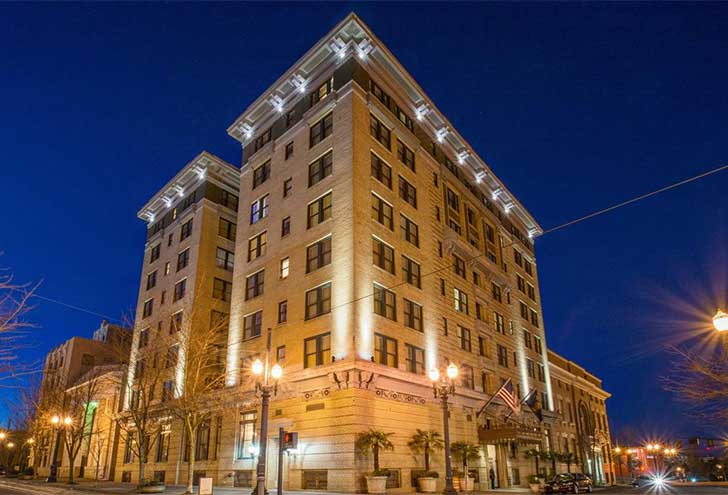 Best Hotels in Portland OR deLuxe