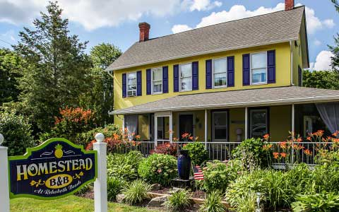 Best-Hotels-in-Rehoboth-Beach-Homestead