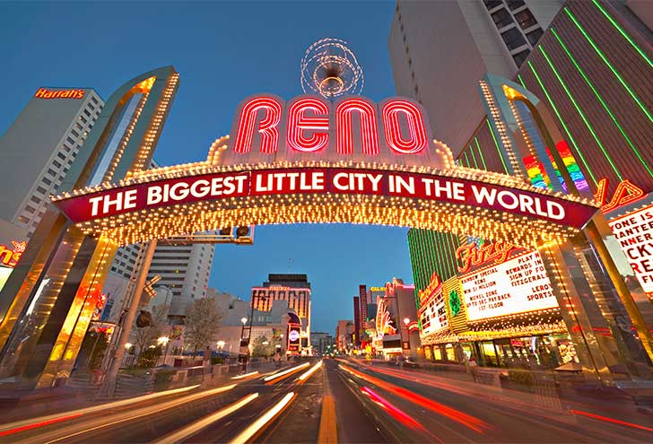 Best Hotels in Reno Nevada