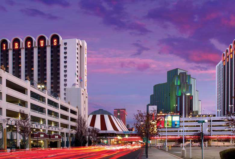 Best Hotels in Reno Nevada Circus Circus